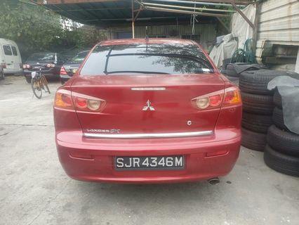 Mitsubishi lancer gt 2.0auto Singapore