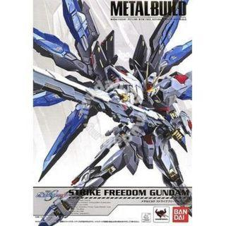 Buy >> Metal Build Strike Freedom