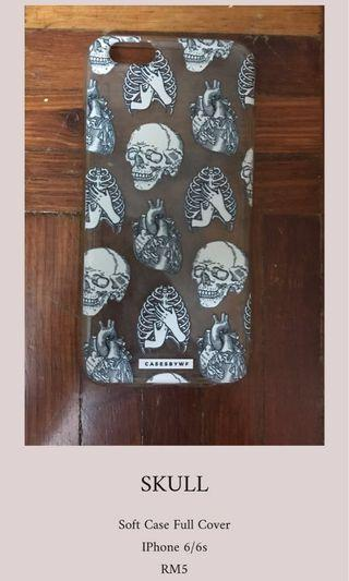 SKULL IPHONE COVER