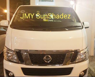Lorry / Van Super Custom JMY Sunshadez