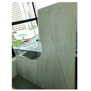 Unused - Big size L shape table