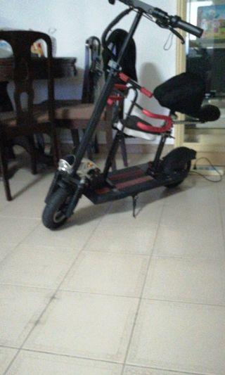 Ebike for sale in good condition.