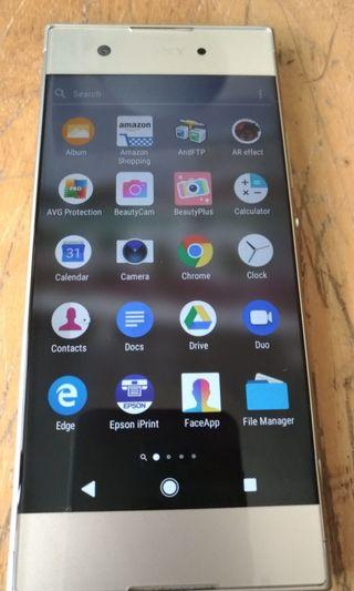Sony Xperia G3116 working phone but screen is less sensitive