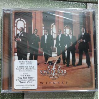 7 SONS OF SOUL      CD