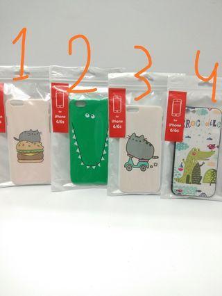 hardcase dan silicon iphone 6 cats and crocodile