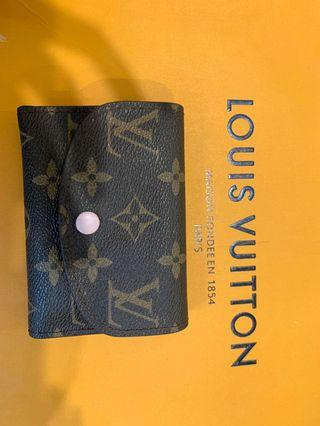 Louis Vuitton Rosalie Coin Purde