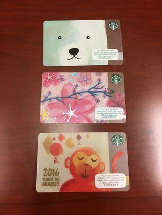 HK Starbucks Card (香港版)