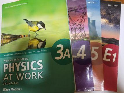 DSE Physics At Work 1