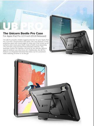 Supcase UB Pro with Built-in SP For iPad Pro 12.9 2018