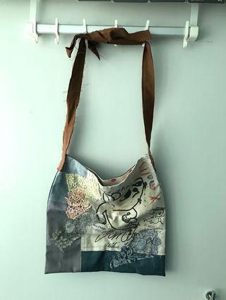 全新日本名牌Veerle新款布袋