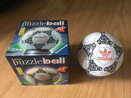 New 60 pcs Adidas puzzle ball