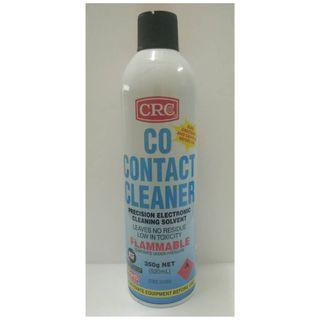 CRC CO CONTACT CLEANER 350G