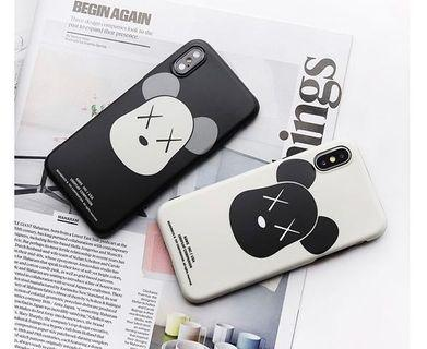 KAWS iphone軟殼手機殼
