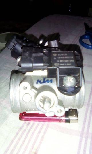Throttle body skali injector std ori KTM duke 200 non abs