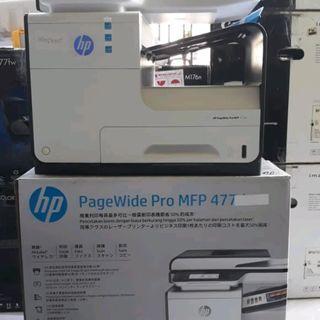 Jual Printer HP PageWide Pro 477DW