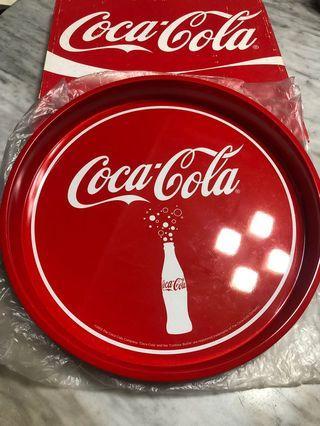 Coca Cola Tray with Box