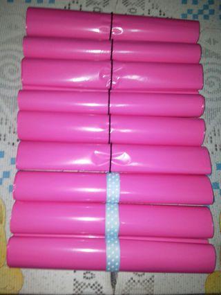 🚚 現貨+預購 粉紅色破壞袋 快遞袋 便利袋 超商寄貨