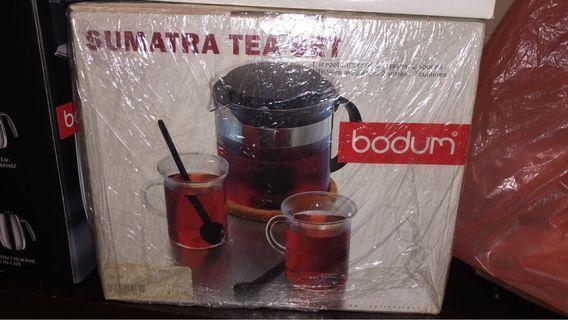 BODUM Sumatra Tea Set