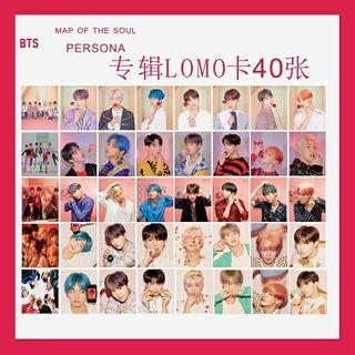 Foto Cards BTS Lomo Cards BTS MAP OF THE SOUL PERSONA