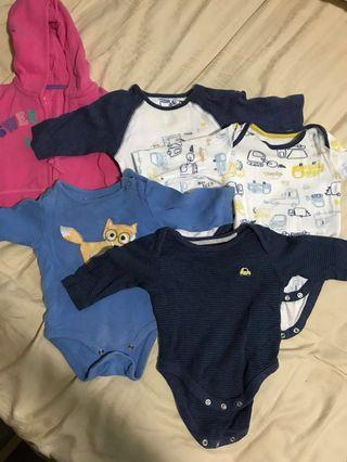🚚 Babies clothes - best for 4.5kg - 6kg
