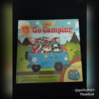 📚New📚 3 Go Camping