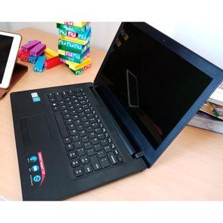 Jual Laptop Lenovo Ideapad 110 Intel N3060 RAM 4GB