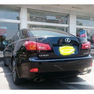 日本Lexus IS250最帥的房車!全額貸免保人 (C200 C250 C300 320 330 335 IS GS ES G35 參考)