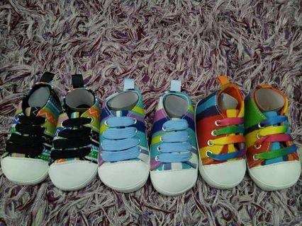 kasut raya baby