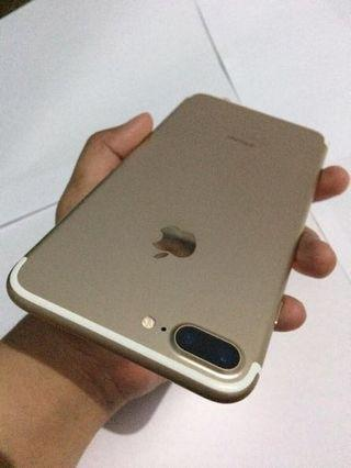 Iphone 7 Plus 32 GB Gold