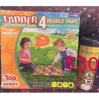 幼兒/兒童益智玩具 親子遊戲 蛇梯棋 $30