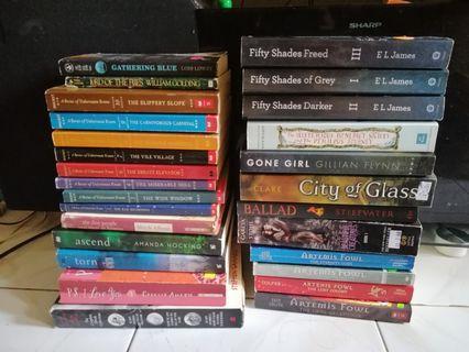 Bundled books