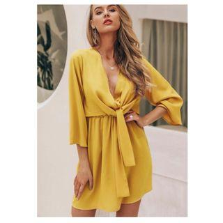 AFTERPAY AVAILABLE - SWEET NOTHINGS DRESS - S/M/L/
