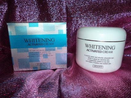 Jigott Whitening Activated Cream
