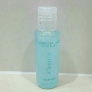 Brand New Crabtree & Evelyn London La Source Hair Shampoo