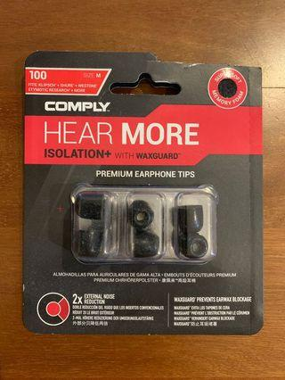 🚚 Comply Eartips