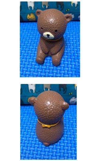 日本帶回小熊飾品