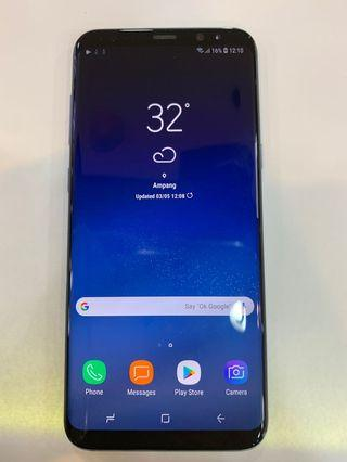 Samsung S8 Plus (4+64) Coral Blue