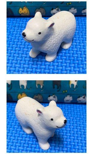 🚚 日本帶回北極熊飾品