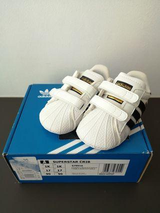 Adidas Superstar Crib 1K