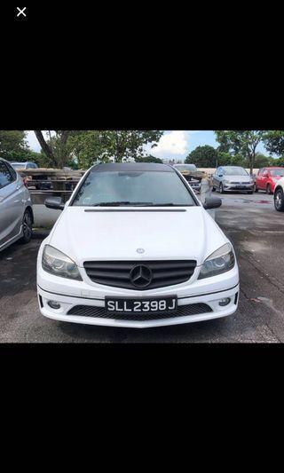 Mercedes CLC180K Coupe