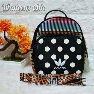 ADIDAS mini Bag Polkadot
