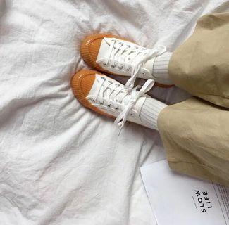 🚚 焦糖餅乾鞋/帆布鞋/休閒鞋