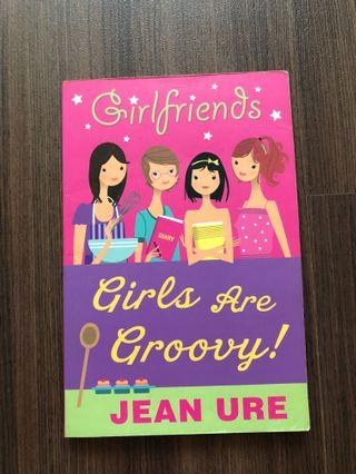 🚚 Girlfriends Girls Are Groovy! Book
