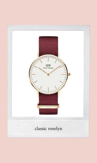 Daniel Wellington Classic Roselyn