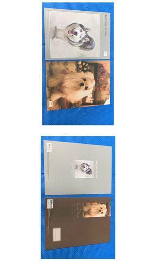 寵物筆記本2入