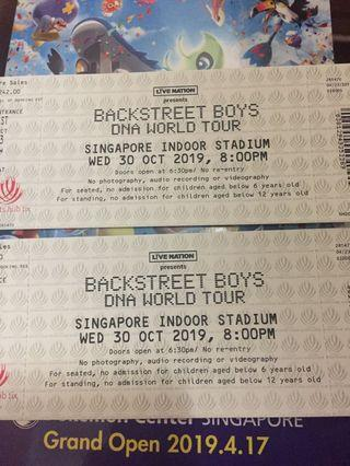 BSB dna tour sg