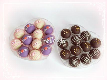 12 Pcs Cake Pop Gift Set ♥
