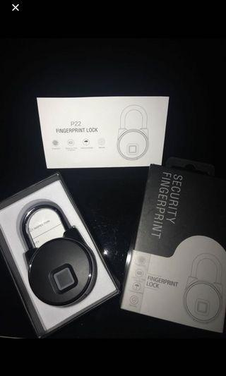 Security fingerprint Lock