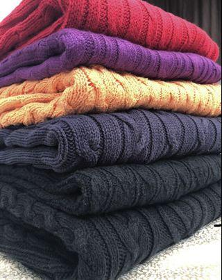 SALE Preloved Knitted Top