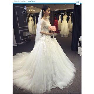 Wedding gown S-XXL 2500nt